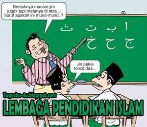 Lembaga pendidikan Islam