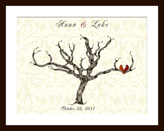 Co designs all sorts of guestbooks to make your wedding memorable