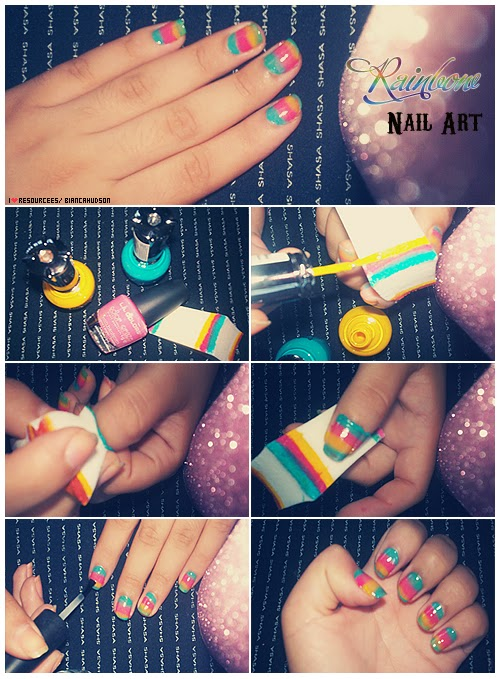 Nails Fashion Tutorials...