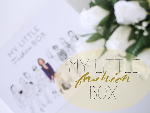Unboxing :: My little FASHION box // September 2015