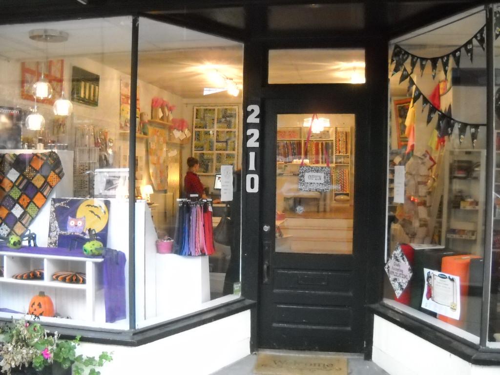 Melody Crust - Fiber Artist: West Seattle Fabric Company : quilt shops seattle - Adamdwight.com