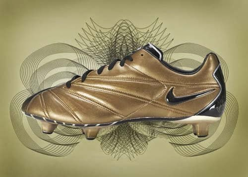 History of Nike Mercurial football boots