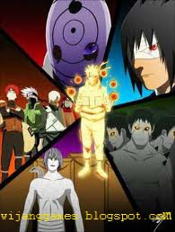 Free Download Games Naruto MUGEN 2013 Full version