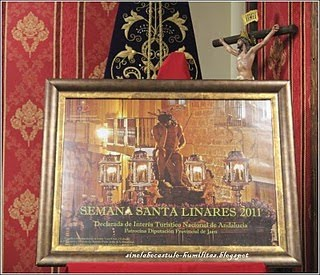 Nuevo cartel de la Semana Santa de Linares