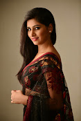Shamili dazzling photos in saree-thumbnail-14