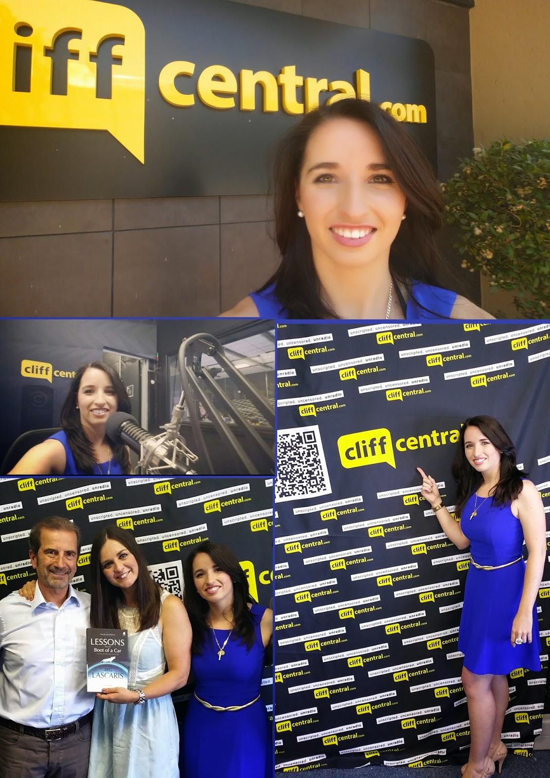 Marisa da Silva on Cliff Central