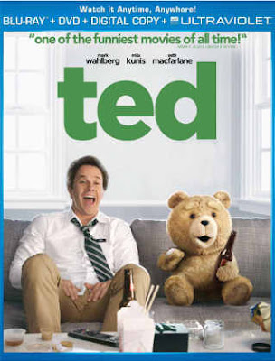 Filme Poster Ted BRRip XviD & RMVB Legendado