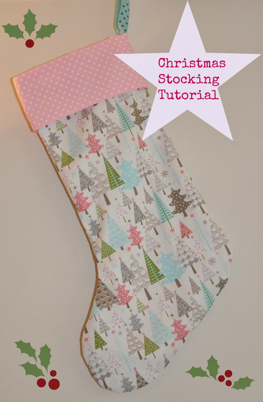 Patterns For Christmas Stockings New Decorating