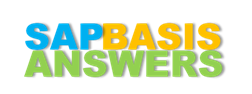 SAP BASIS ANSWERS | SAP BASIS ADMIN BLOG