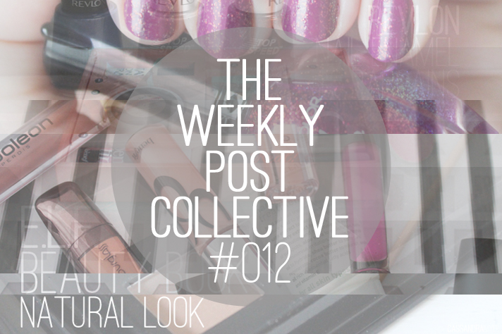 THE WEEKLY POST COLLECTIVE #012 - CassandraMyee