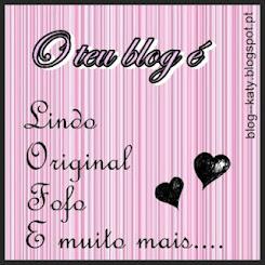 O teu blog é :