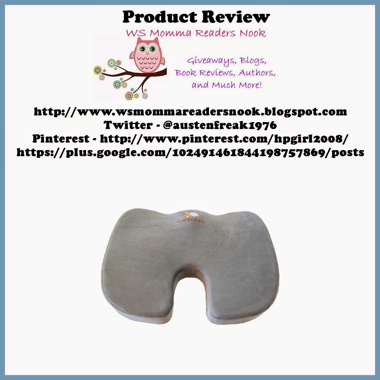 http://www.amazon.com/cushioncare-comfortable-orthopedic-flattening-traveling/dp/b00i9753ui/ie=utf8?m=a1py84y5e0hkev&keywords=memory+foam+seat+cushion&tag=cushion-care-20