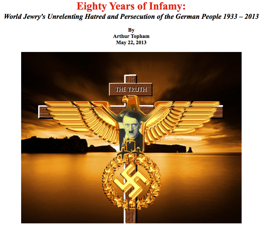 an introduction and an analysis of national socialism or nazism