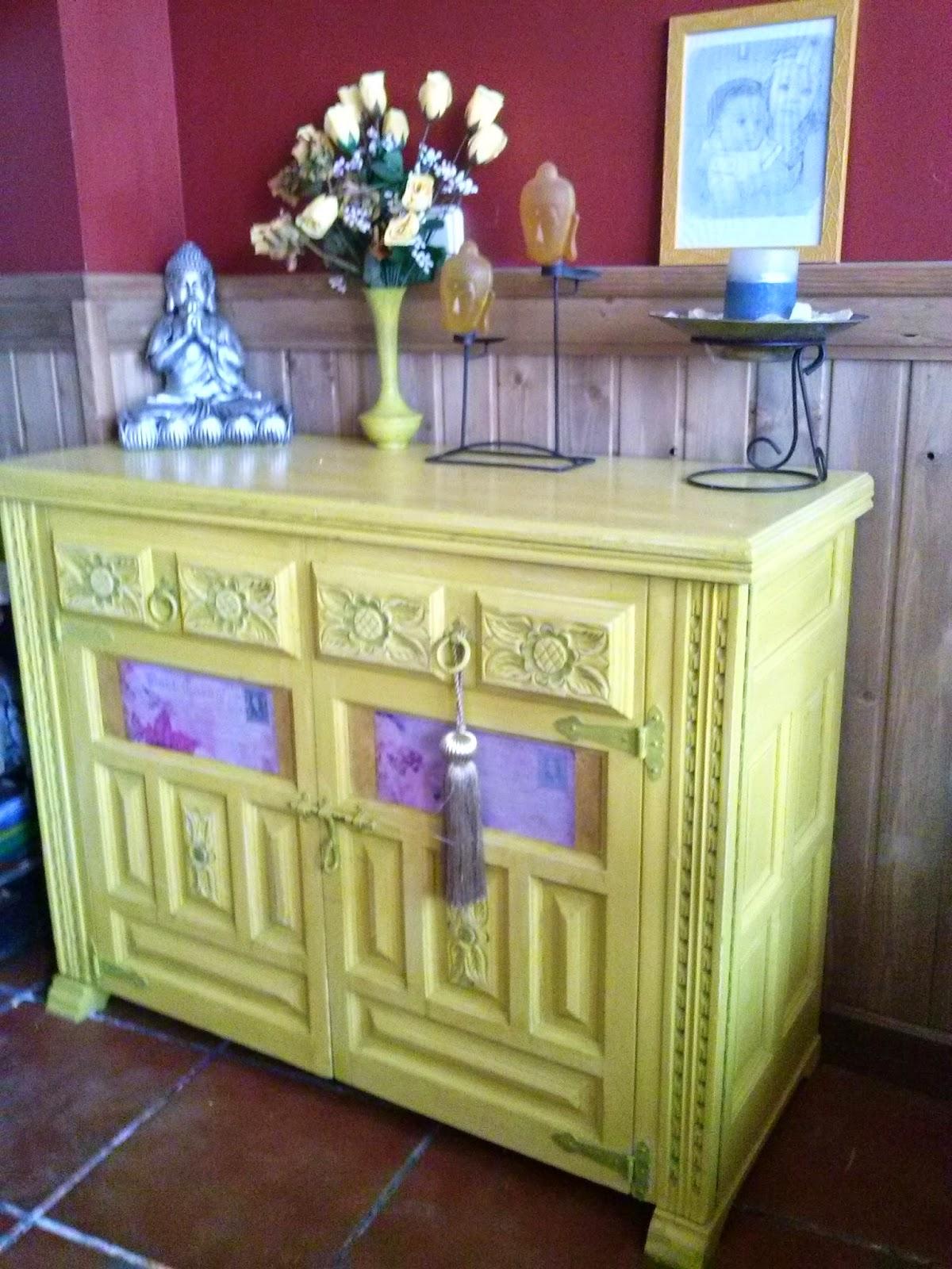 for Mueble castellano restaurado
