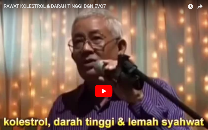 VIDEO TESTIMONI DARAH TINGGI
