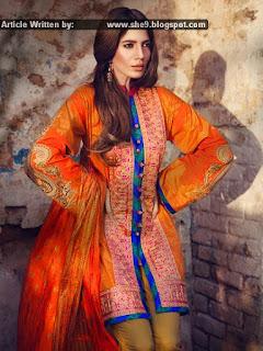 Sana Safinaz Bold Eid '15 Prints