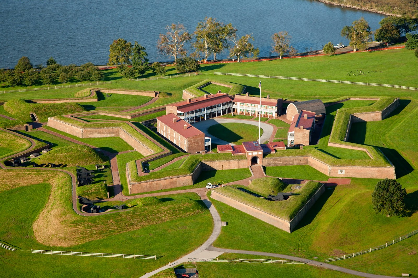 http://en.wikipedia.org/wiki/Fort_McHenry