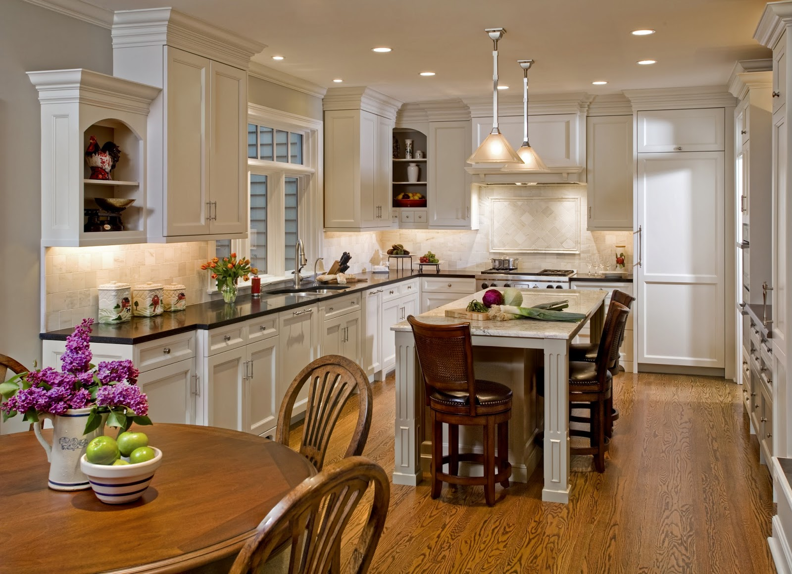 Current kitchen cabinet trends for Current kitchen styles