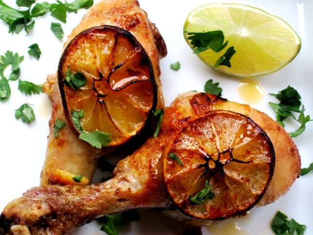 How to make colombian roasted chicken legs with lime recipe easy 6 chicken drumsticks skin on forumfinder Image collections