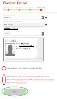 Verifikasi akun terbaru paypal mastercard