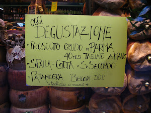 Salumeria Grisenti...the best in Parma