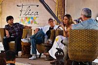 Foto: Peterson Azevedo - Márcio Matos, Adelice Souza, Gustavo Falcón e Sérgio Rivero