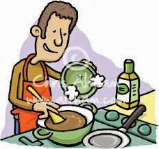 Suka Memasak Dan Makan Di rumah