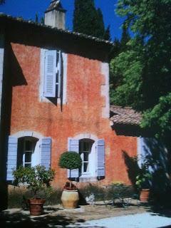 Décoration d'intérieur provençale