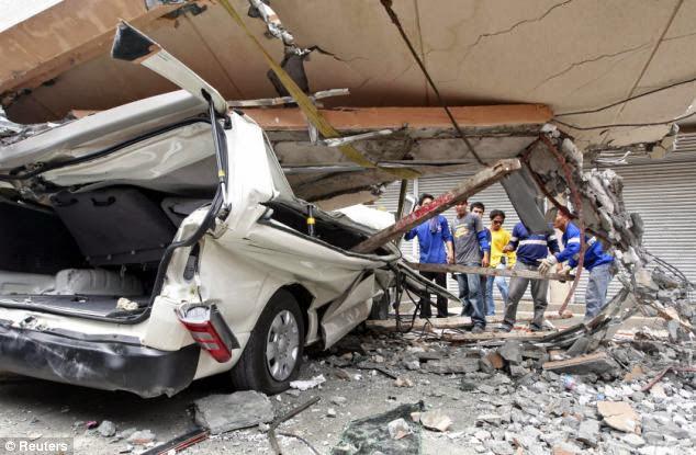BOHOL EARTHQUAKE 18
