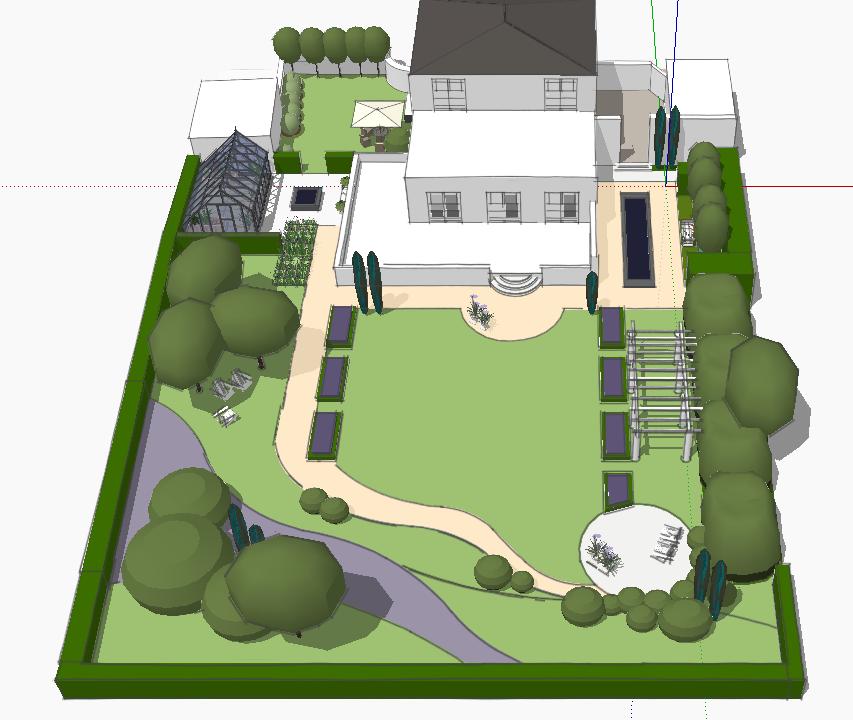 Have og Design: Haveplaner