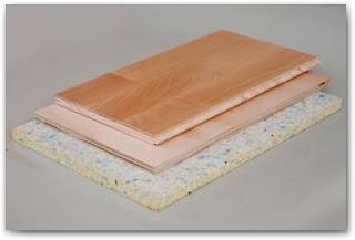 Resistenza termica parquet