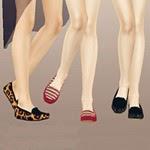 Download/Clothing/時尚休閒豆豆鞋(女)