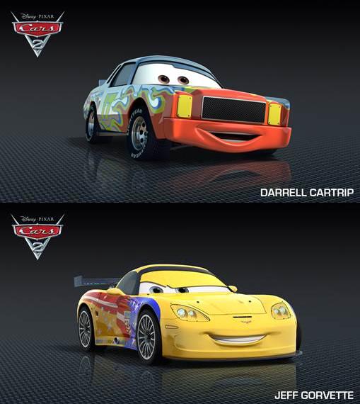 Jeff Gorvette Cars  Scene