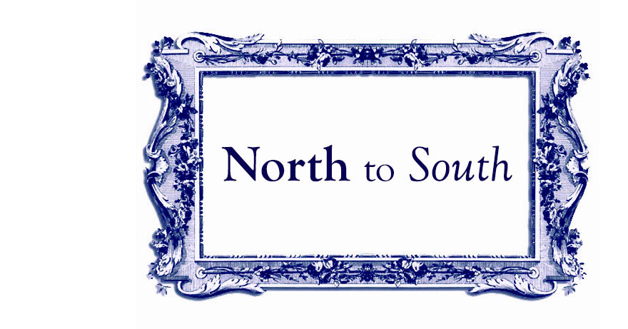 North to South
