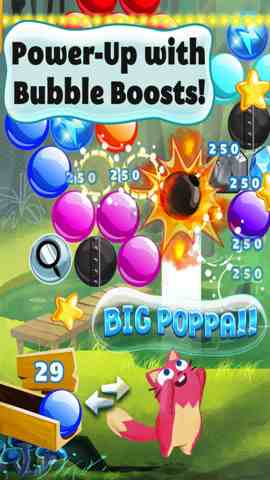 Bubble Mania™, iPhone Action Game  Arcade Gamess Free Download, iPhone Applications