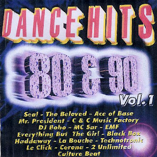 Dance vs house dance hits 80 y 90 vol 1 for 80s house music hits