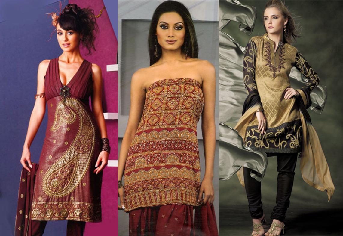 Latest Indian Fashion Dresses Wallpapers Pictures