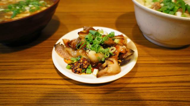 [食記]竹山鎮下街 麥面館(原慢動作小吃部)