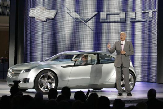 Mr. Chevy Volt to be Inducted into Automotive Hall of Fame