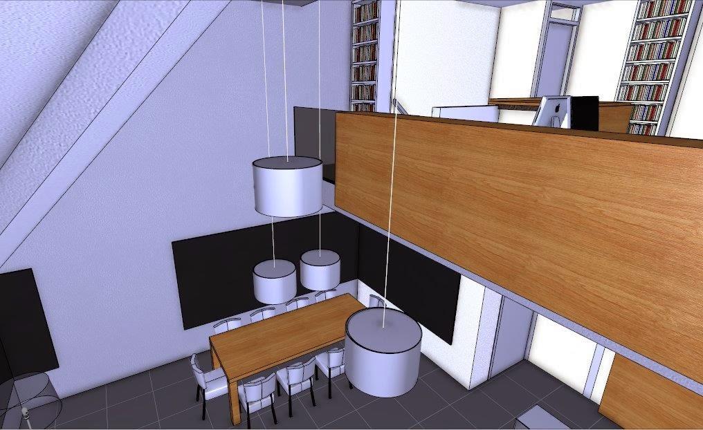 Arnoud herberts interieurarchitect interieur appartement for Interieur ontwerpen 3d