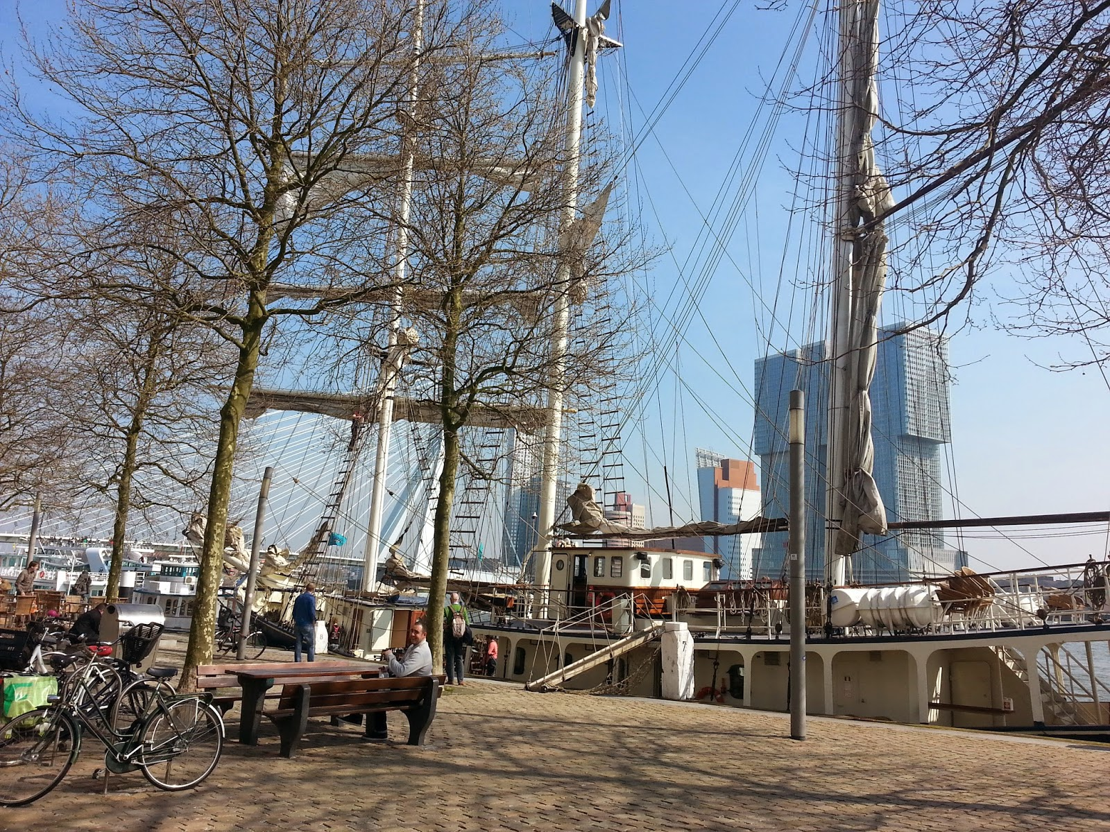 Pirate Ship Rotterdam