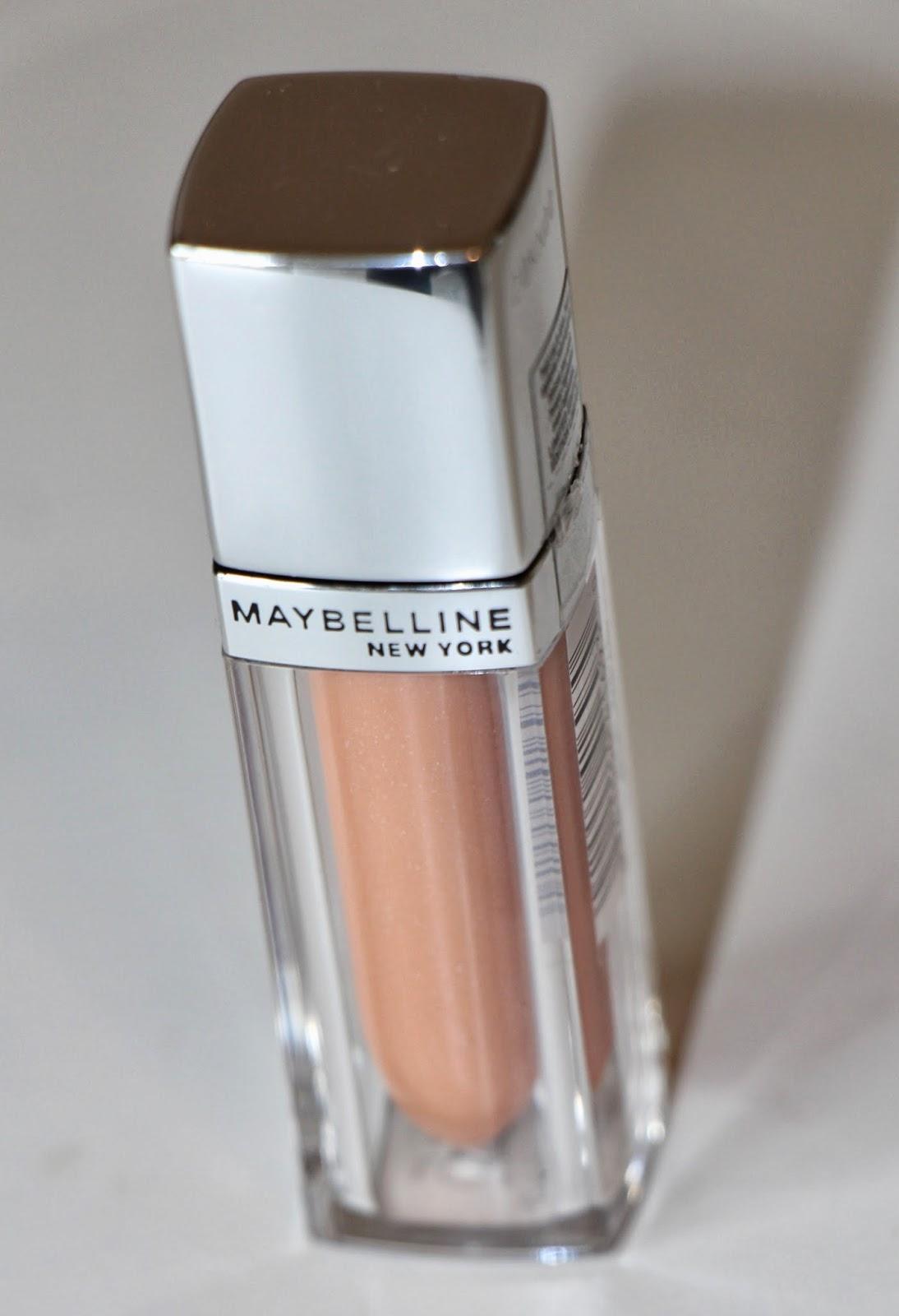 Maybelline Dare to Go Nude Spring 2014 Colorsensational