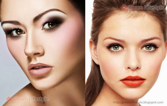 the create skin natural  image harmonious Wedding a  color: makeup wedding eye for fair bride  makeup of
