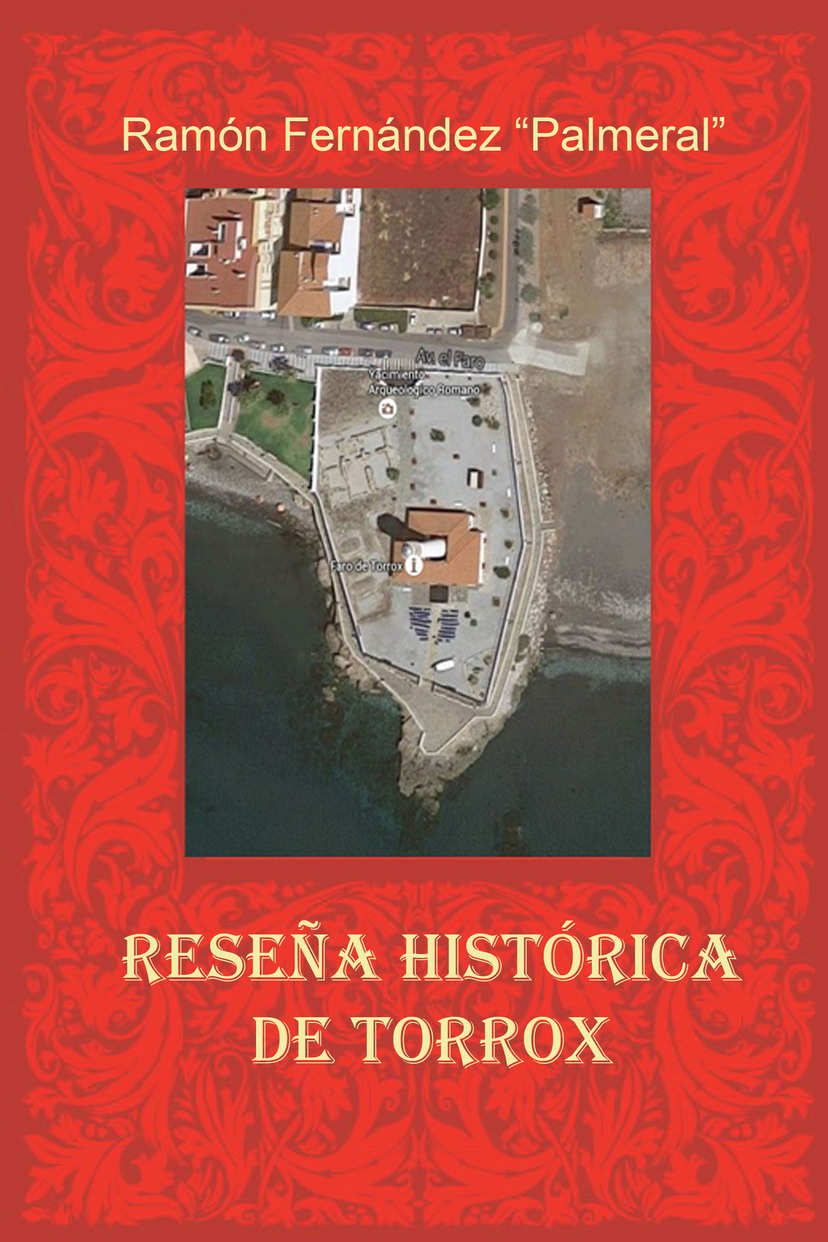 "libro ""Reseña histórica de Torrox"""
