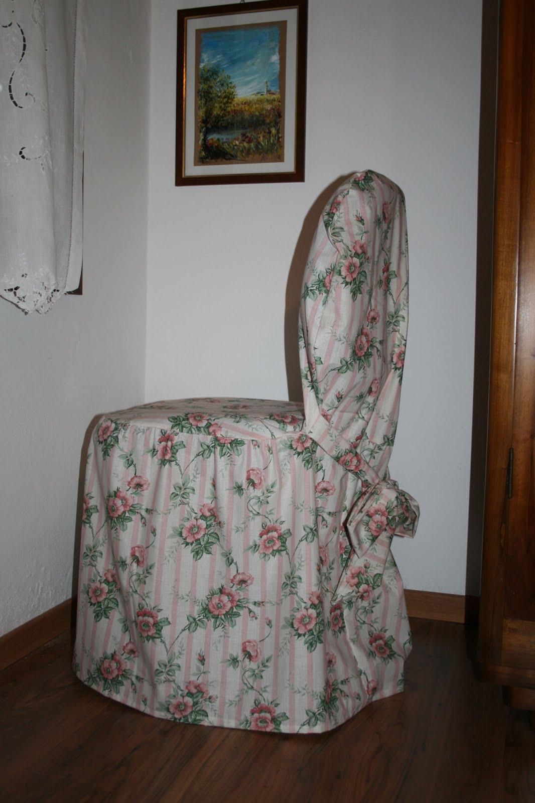 abbastanza Creo, decoro e rinnovo: Rivestire una sedia da ufficio OC77