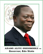SPORT: Edo State executive governor Comrade Adams Oshiomhole has begun . (comrade adams oshiomhole governor benin city nigeria)