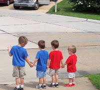безопасность на улице аутизм