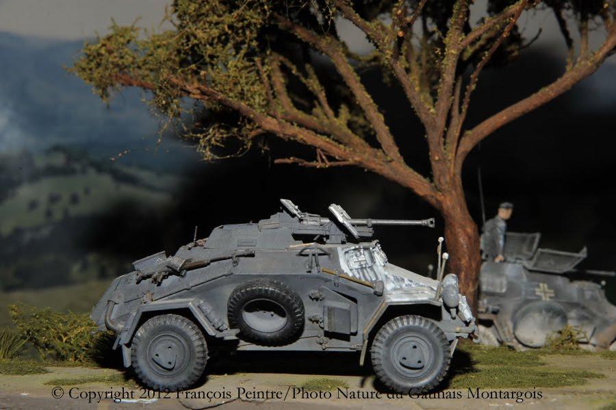 Sd Kfz 221 2,8cm PzB