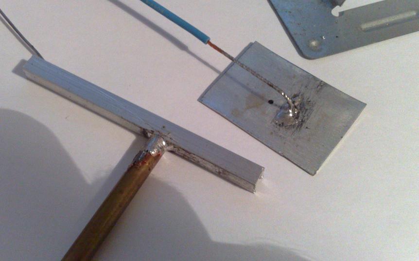 como soldar aluminio con esta o weldermex