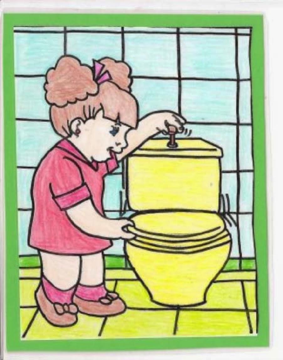 """Imagenes De Baño Animadas: Luz"""": Como ir al baño mediante Pictogramas para niños con Autismo"""